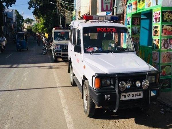 NIA raids in Tamil Nadu