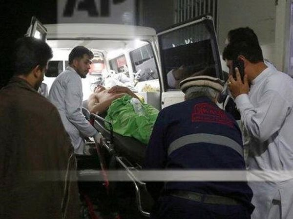 Afghan's capital Kabul blast