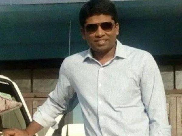 Kannan Gopinathan, கண்ணன் கோபிநாதன்