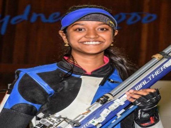 துப்பாக்கி சுடுதல் உலகக்கோப்பையில் தங்கம் வென்றார் இளவேனில் வளரிவன், Elavenil Valarivan wins gols in ISSF World Cup