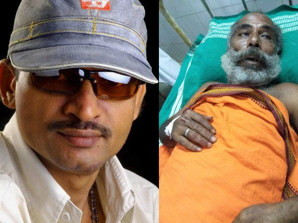 Comedy Thavasi injured in road accident