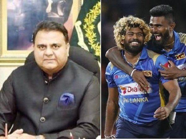 பாக்.அமைச்சர் பவத் சவுத்ரி சர்ச்சை ட்வீட், Pakistan Minister Fawad Chaudhry blames india for srilanka cricketers opting out of pakistan series