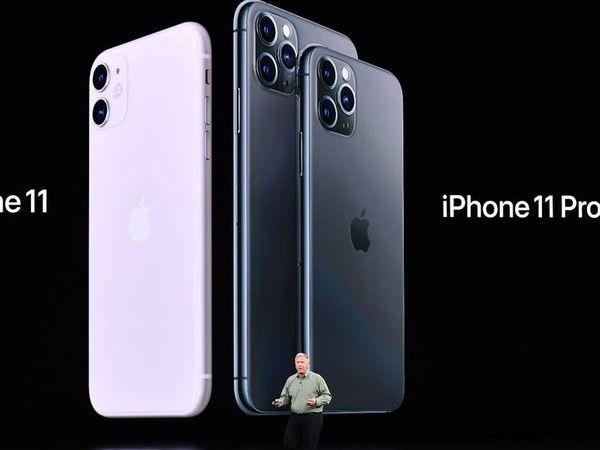 Apple iPhone 11, ஆப்பிள் ஐஃபோன் 11