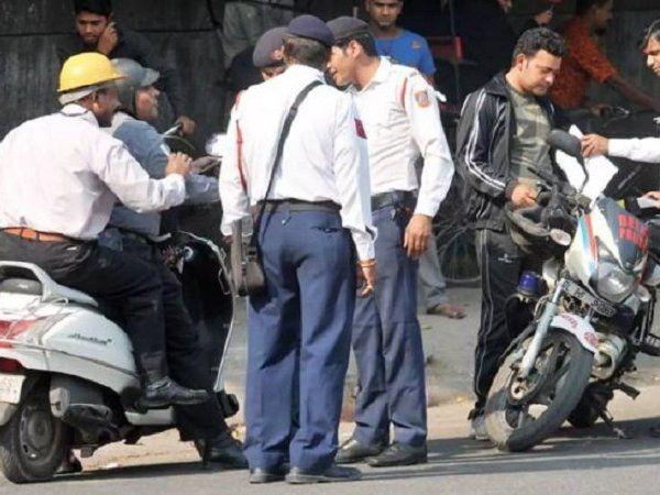 போக்குவரத்து விதிமீறலுக்கான அபராதத்தை குறைத்து குஜராத் மாநிலம்,Gujarat reduces fines for trafflic violation