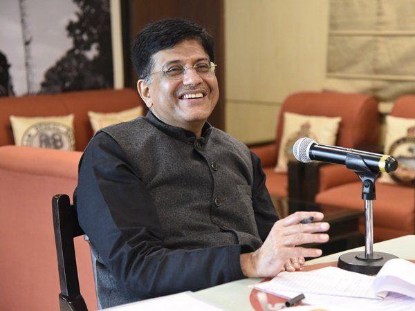 Piyush Goyal, பியூஸ் கோயல்