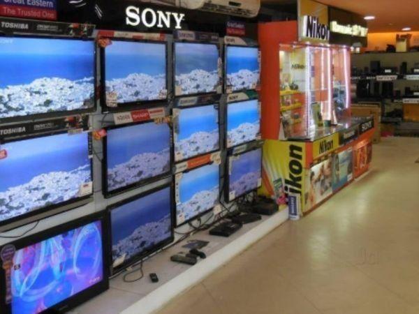 டி.வி விலைகளில் அதிரடி தள்ளுபடி,Top brands cut television rates by up to 30%