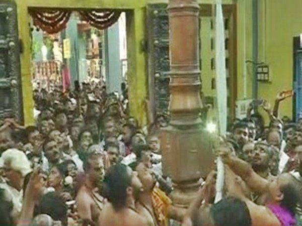 Kulasekharapatnam dasara festival