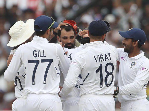 India beats South Africa by 202 runs, இந்திய அணி 202 ரன் வித்தியாசத்தில் வெற்றி
