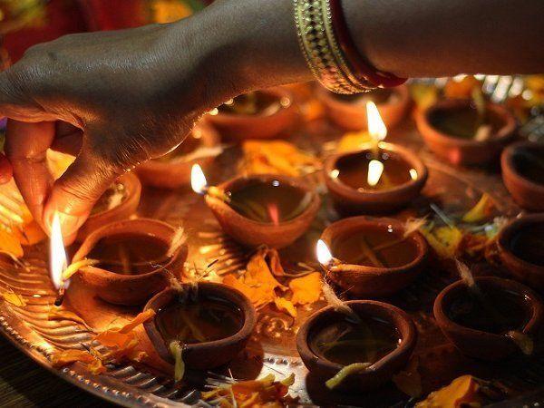 Diwali Pujas, Deepavali Pujas, தீபாவளி பூஜைகள்