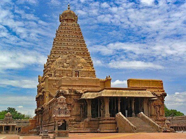 Tanjore Big Temple, தஞ்சை பெரியகோயில்