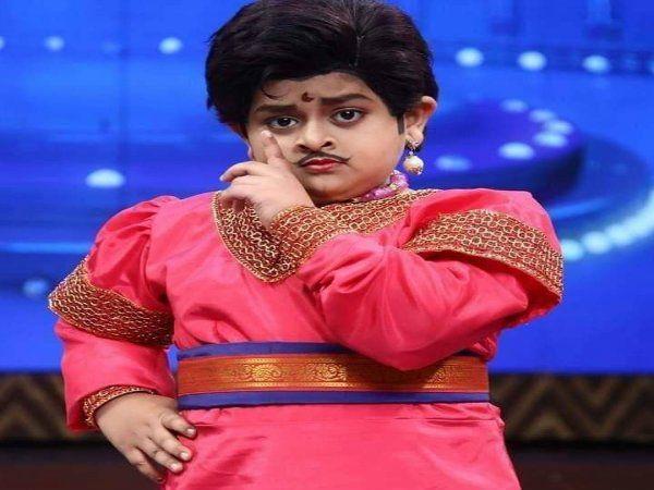 Telugu junior Artist gokul sai krishna