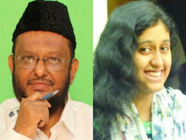 Jawahirullah demanded a probe by the CBCID into the suicide of fathima latheef