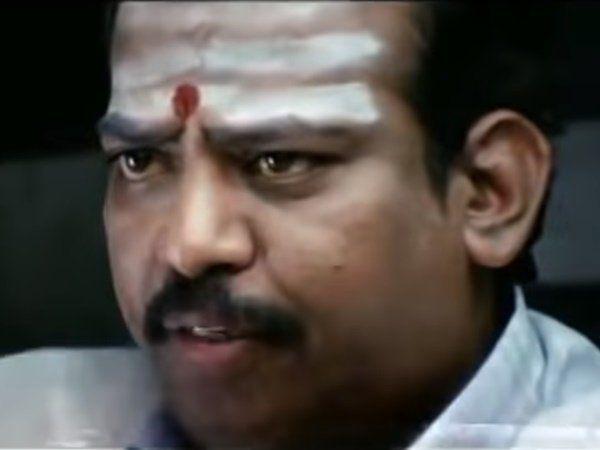 நடிகர் கிருஷ்ணமூர்த்தி, Actor Kishnamoorthy