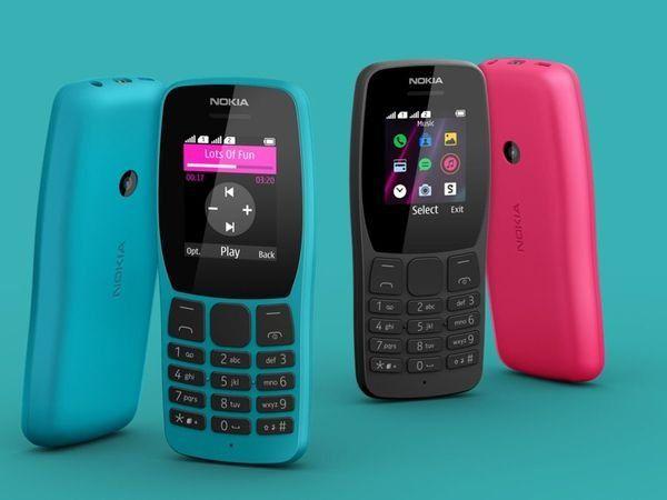 Nokia 110, நோக்கியா 110