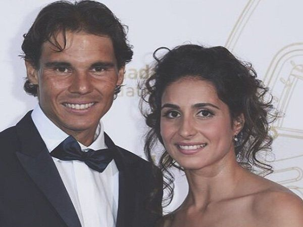 Rafael Nadal married his long time partner Xisca Perello