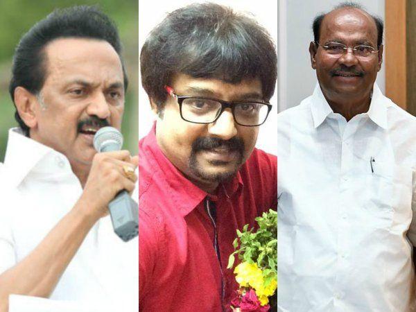 MK Stalin, Actor Vivek, Ramadoss, மு.க.ஸ்டாலின், நடிகர் விவேக், இராமதாசு