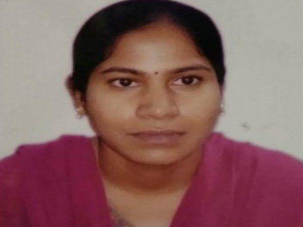 Woman tahsildar vijaya Reddy (file photo)